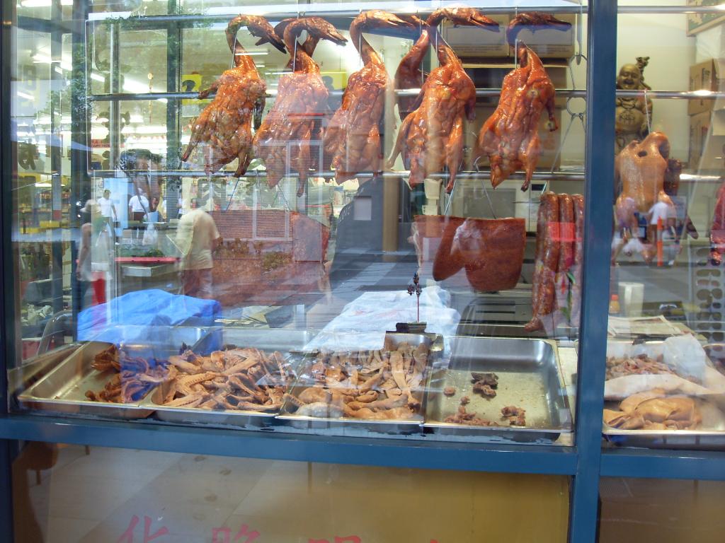 Магазинчик с китайскими деликатесами