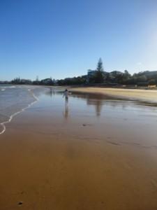 пляж Редклиф