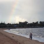 Woody point QLD Australia