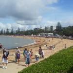 Sutton beach QLD Australia