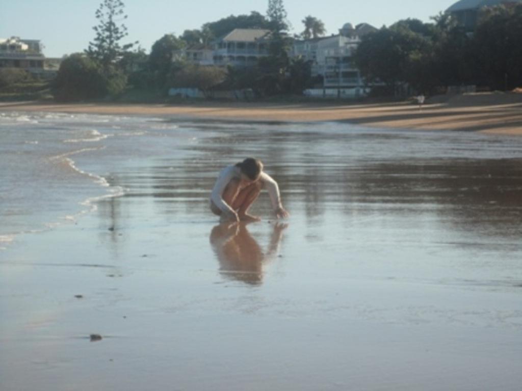 Queens beach Scarborough QLD Australia