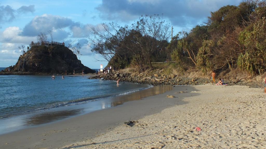 Пляж Кларка