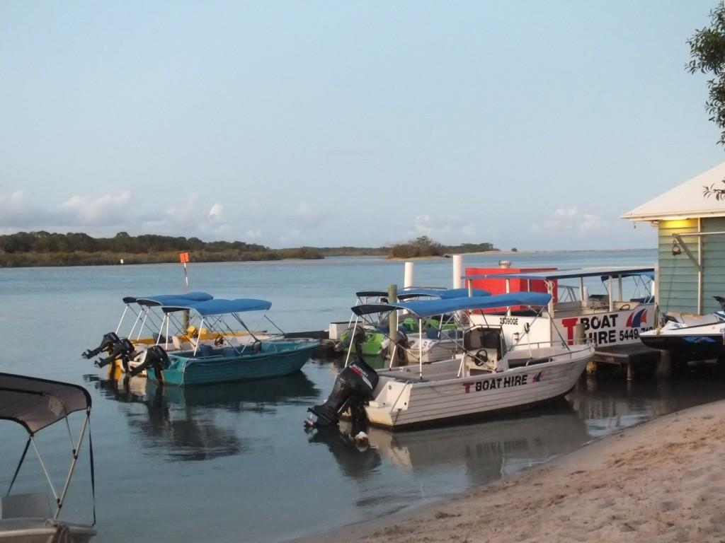 Лодки в аренду Noosa
