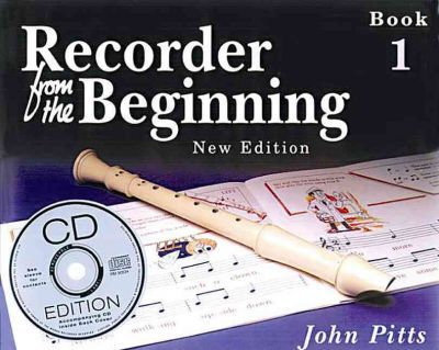 Recorder from the begining book 1