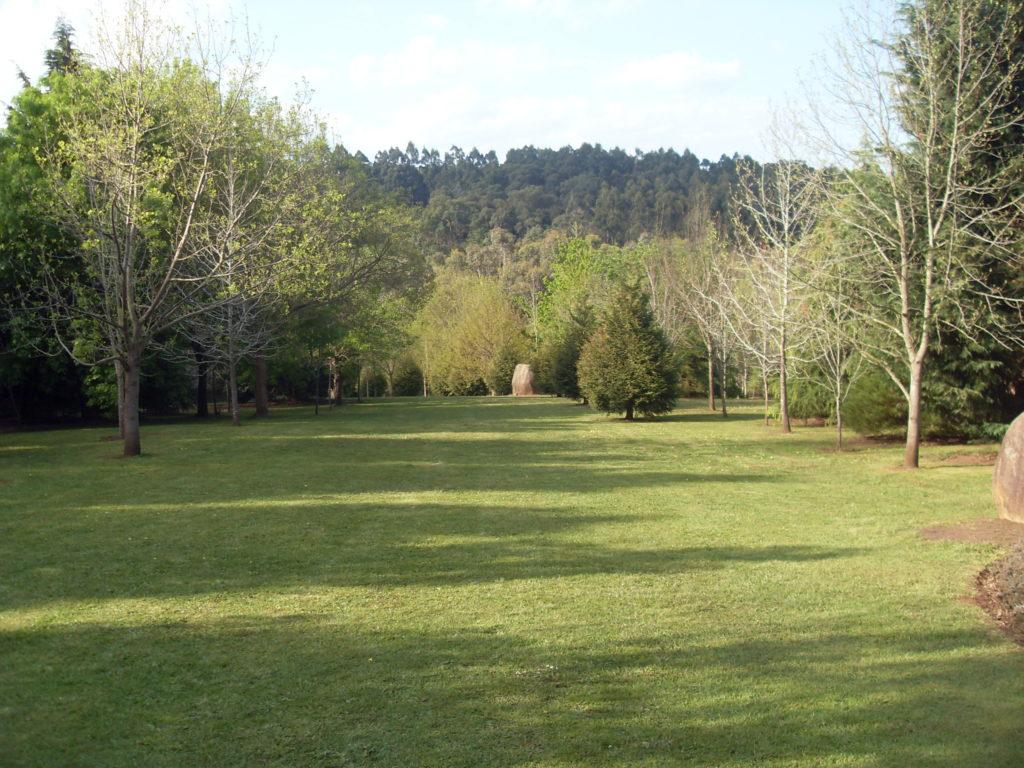 Парк Ashcombe Maze