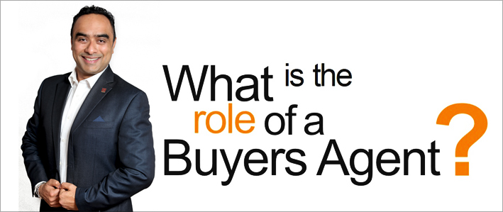 role of buyers agent