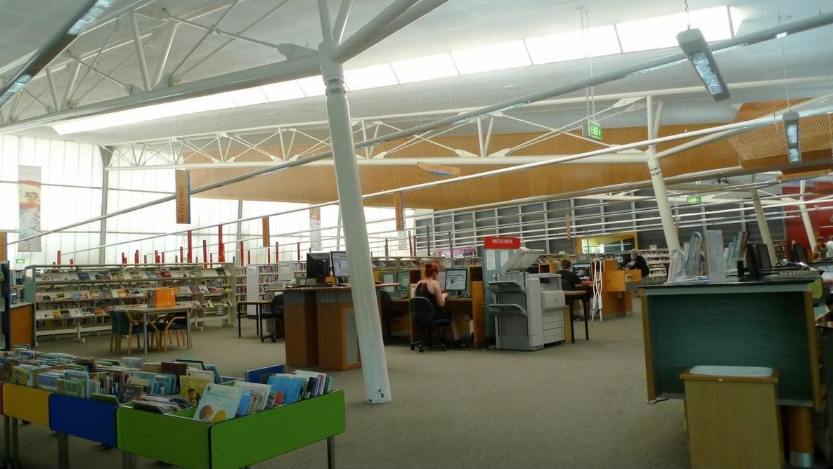 redcliffe library