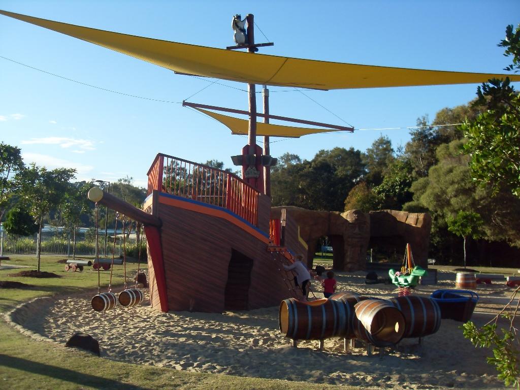 Детская площадка игровая Корамбин Австралия