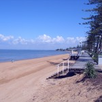 Margate beach QLD Australia