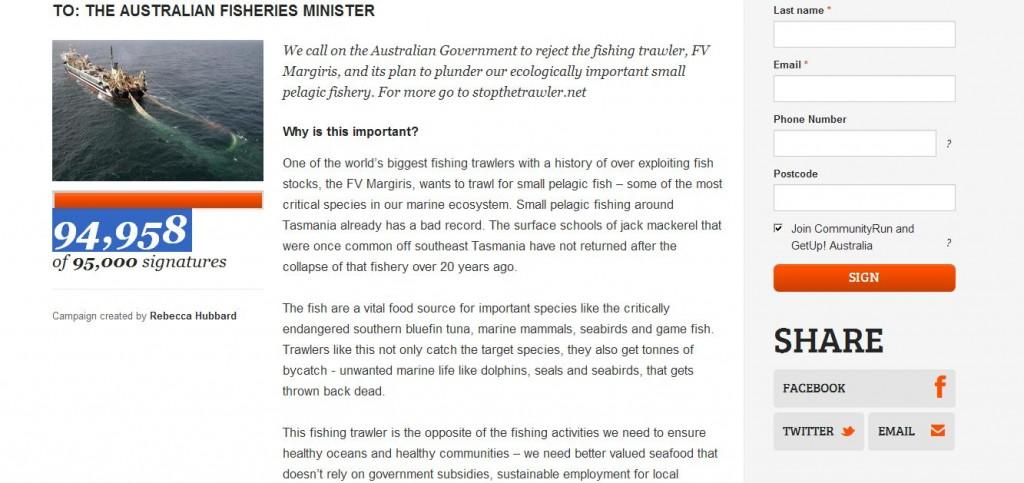 http://www.communityrun.org/petitions/stop-giant-fishing-trawler-in-tasmania