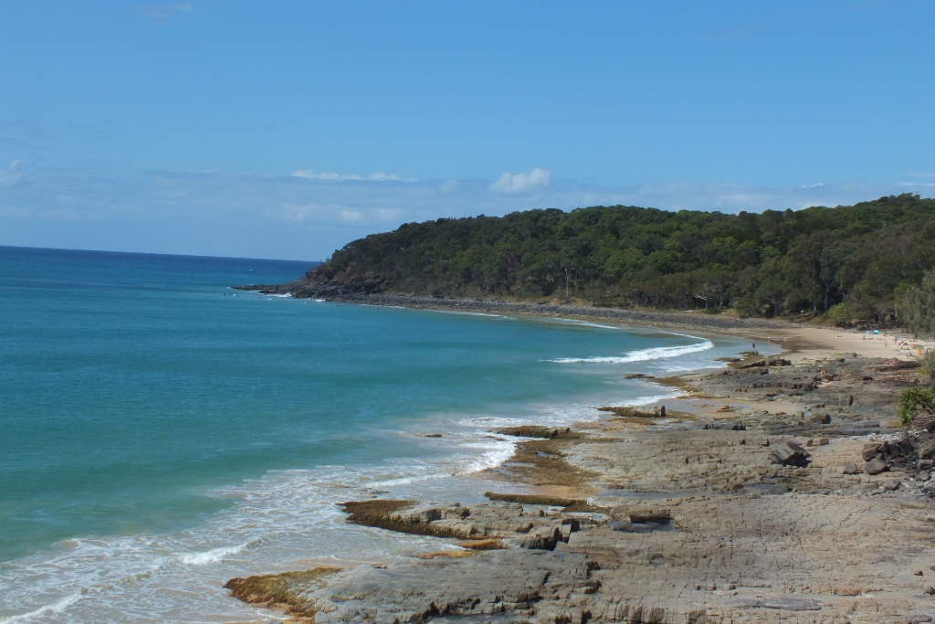 Tea Tree Bay. Noosa.
