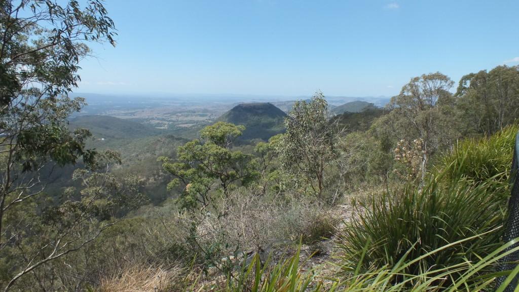 Вид на долины