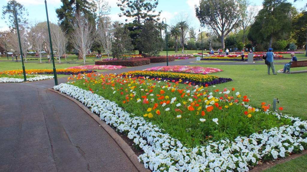 Парк Королевы