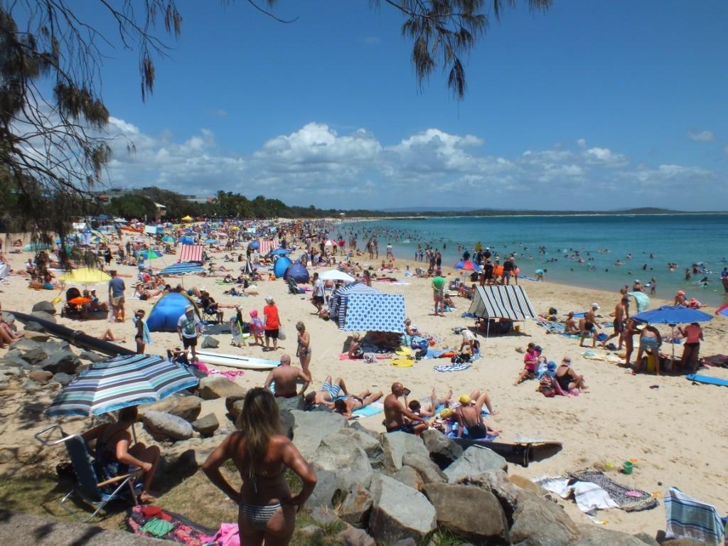 Main Beach. Noosa